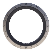 <h3>Parking Ring</h3> A parking ring for Stelton. The parking ring is attached on the inside of the windshield and is adjusted with a click movement similar to watches. The ring format provides the required size without limiting visibility.
