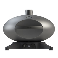 <h3>Forno Gas</h3> A gas BBQ for Morsø. Forno Gas is part of the Forno Family. It features direct and indirect heating. Materials are pressure cast aluminum, cast iron and Bakelite.